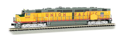 Bachmann Industries #6929 Emd Dd40Ax Centennial Dcc Sound Value Locomotive Union Pacific Train Car, N Scale