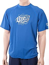 O\'Neill men\'s 24/7 sun tee (including Big & Tall sizes) Men\'s S Nite blue
