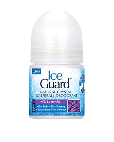 Optima Desodorante Roll-On Ice Guard Lavender 50 ml