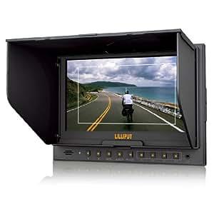 LILLIPUT Moniteur 7'' 5D-II/O/P Color TFT LCD HDMI Pour HD caméra