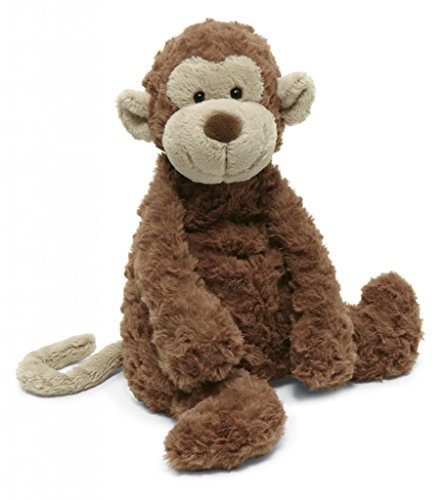 Jellycat Charmed Maurice Monkey front-277030