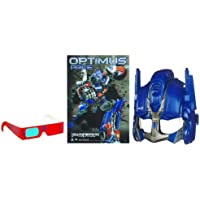 Transformers: Dark Of The Moon Robo Power Cine Mask Optimus Prime