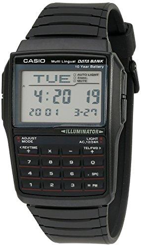 Casio CASIO data bank watch DBC32-1 A [reimport goods]