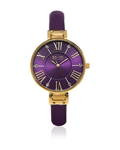 SO&CO New York Reloj de cuarzo Woman GP15574  34 mm