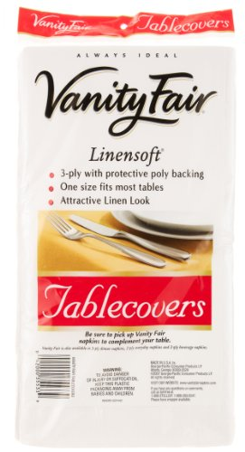 Soft Linen Table Covers Vanity Fair To Pin On Pinterest