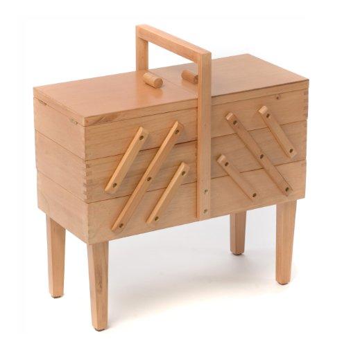 boite a couture en bois sur pied cherche cherche boite couture travailleuse en bois boite. Black Bedroom Furniture Sets. Home Design Ideas