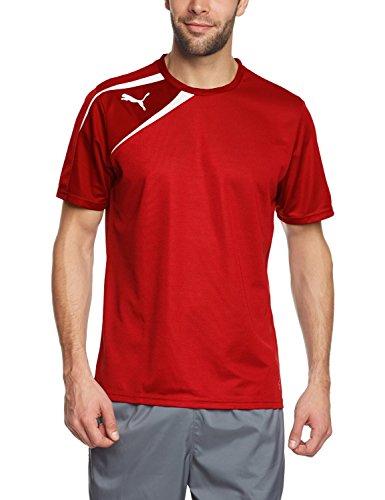 PUMA Herren T-Shirt Spirit Training XXXL rot - rot