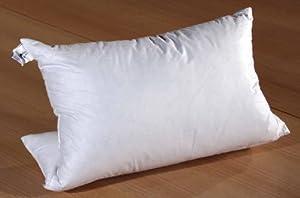 Cuscino guanciale 100 in piuma d 39 oca ideale per leggere a - Sostegno per leggere a letto ...