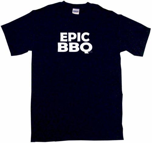 Epic BBQ Men'S Tee Shirt 2Xl-Black