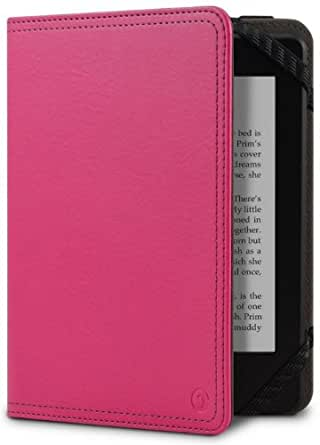 Marware - Atlas - Étui pour Kindle, Kindle Paperwhite et Kindle Touch, Rose