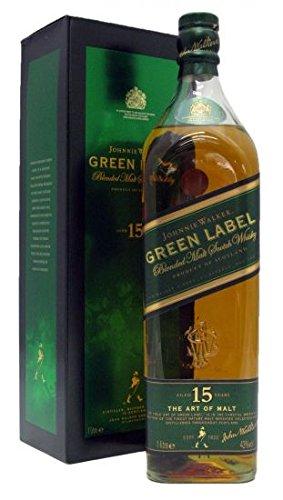 johnnie-walker-green-label-1-litre-whisky-gift-rare