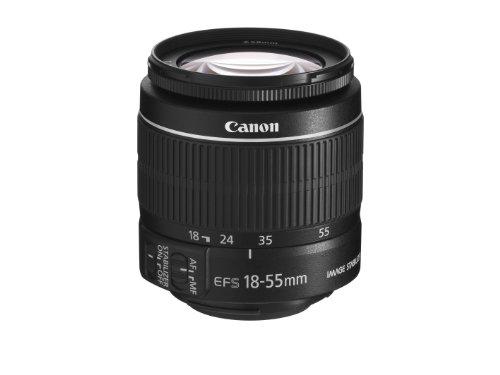 Canon EF-S 18-55 3.5-5.6 is ii.