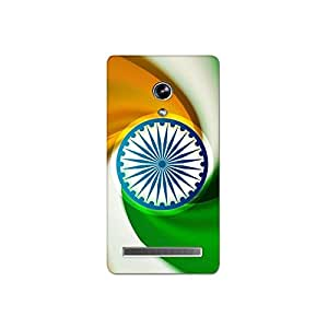 Asus zenfone 5 nkt09 (19) Mobile Case by oker - Indian Flag Paint