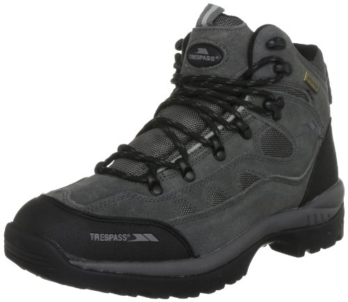Trespass Men's Kilcott Grey Walking Boot Mafotee20003 8 UK