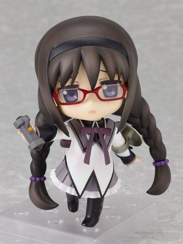 魔法少女まどか☆マギカ ねんどろいど 暁美ほむら (ノンスケール ABS&PVC塗装済み可動フィギュア)