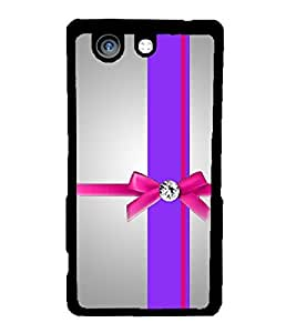 Fuson 2D Printed Designer back case cover for Sony Xperia Z4 Compact - D4586