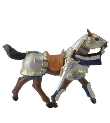Armored Horse Blue