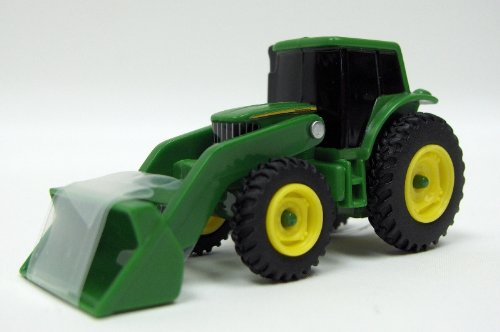 John Deere Mini Tractor with Loader - 1