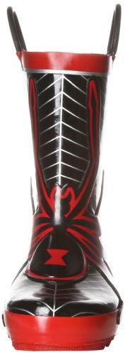 Western Chief Spider Web Rain Boot (Toddler/Little Kid/Big Kid),Red,6 M Us Toddler front-996692