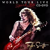 Speak Now - World Tour Live CD-DVD