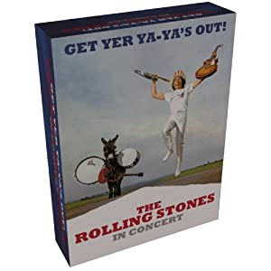 Rolling Stones - Get Yer Ya-Ya's Out! The Rolling Stones In Concert (40th Anniversary Deluxe Edition) (2009) [AAC]