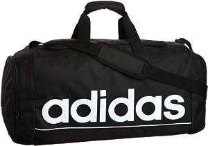 Adidas Linear ESS TBL 548957847 Sports Bag Medium 63 Litre Black / White