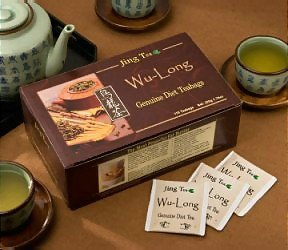 Wu-Long Tea For Weight Loss And Anti-Aging - 120 Teabags