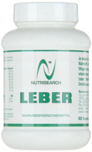 Peak Leber-Health-Care, 60 Kapseln, 1-er Pack (1 x 57 g)