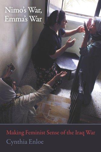 Nimo's War, Emma's War: Making Feminist Sense of the Iraq...