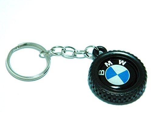 BMW-PORTACHIAVI-IN-LEGA-CON-ANELLO-PORTACHIAVI
