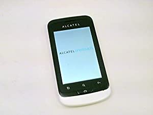 Alcatel One Touch 918S Mix Unlocked GSM Phone (White)