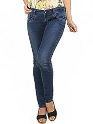 Recap Jeans-Women-Slim Fit- Mist Blue-26