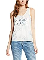 Pepe Jeans London Top Daisy (Blanco)