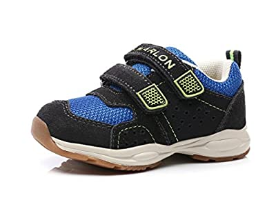 S.marlon Suede&Mesh Toddler Sneakers(Toddler/Little Kid)