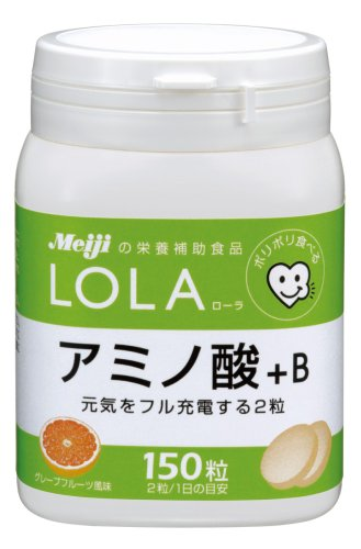 ローラ アミノ酸+B 150粒
