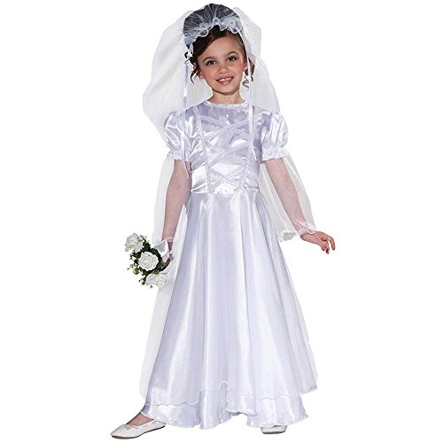 Wedding Belle Bride Kids Costume