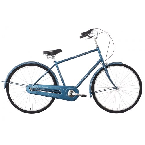Electra Bike Amsterdam Original 3i hollend Gentlemen men's blue (2013) (Frame size: unisize) holland bike