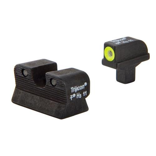 Hd Night Sight Set,Yellow For Colt Officers/A1 by Trijicon