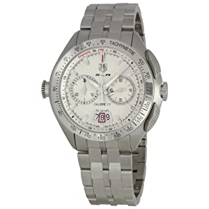 TAG Heuer Men's CAG2011BA0254 SLR Mercedes Benz Calibre Silver Dial Watch