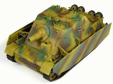 1:32 WWII German Sturpanzer Brummbar Tank