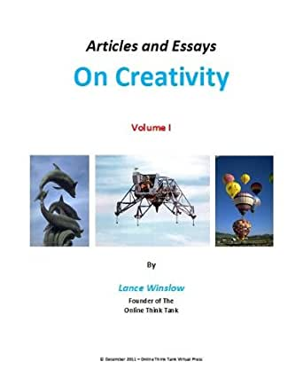Essays on creativity and innovation