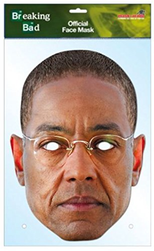 "Gustavo ""Gus"" Fring Mask - Official Breaking Bad Licensed Product"