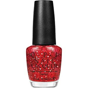 OPI Nail Lacquer Muppets Collection, Gettin' Miss Piggy With It, 0.5 Fluid Ounce
