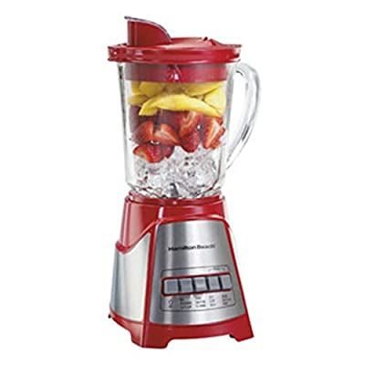 Hamilton Beach 58147 Ensemble Multi-Function Blender - Red from Power Sales and Advertising Inc