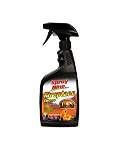 Spray Nine 15022 Fireplace Cleaner, 22 oz. from Permatex