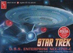 NYA Star Trek USS Enterprise 1701C
