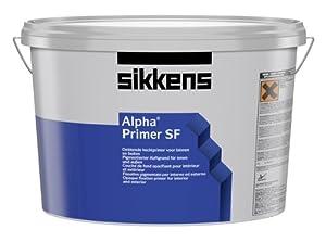 Sikkens Alpha Primer SF weiß, 12,5 Liter  BaumarktKundenbewertung und Beschreibung
