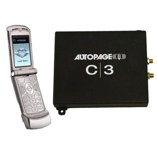 Buy AutoPage C3 Hybrid Module Vehicle Security Remote Car