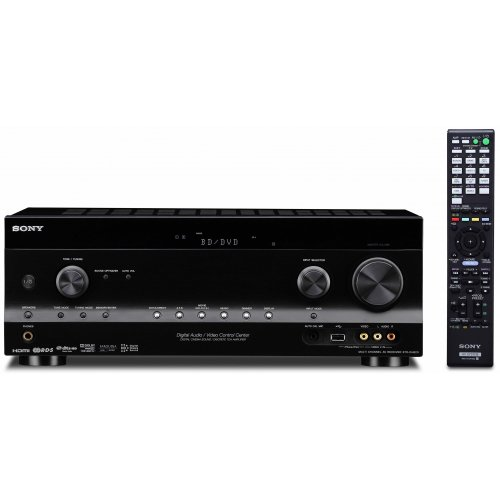 Sony STR-DH820 7.1 Surround Receiver (4x HDMI INPUT, 1x HDMI OUT, USB) black