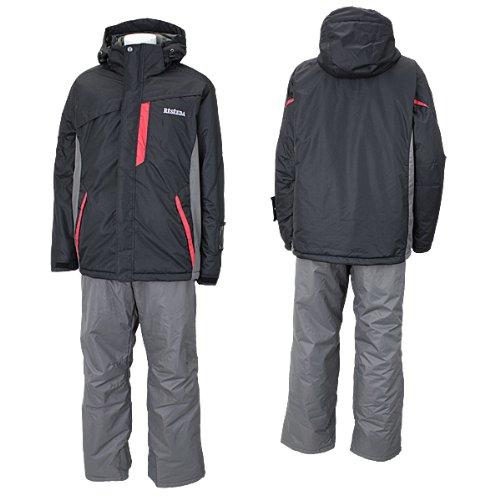 大きいサイズ メンズ スキーウェア オンヨネ レセーダ RES96BB1 009007(ブラック/ダークグレー) BBO